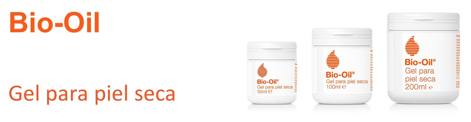 Bio-Oil Gel pieles secas